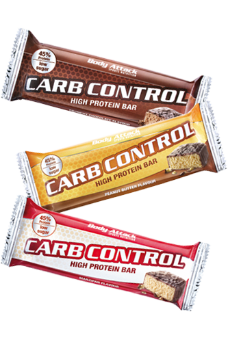 Body Attack | Carb Control Protein Bar - 100g