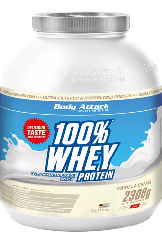 Body Attack | Whey Amino Gold - 325 Tabs