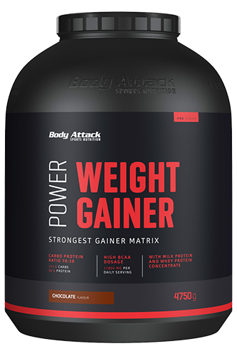 Body Attack | Power Weight Gainer - 4750g